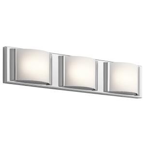 22.4 Inch 3 LED Bath Vanity