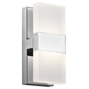Haiden - 11.25 Inch 2 LED Wall Sconce