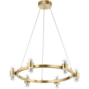 Arabella - 26.5 Inch 34.5W 12 LED Chandelier