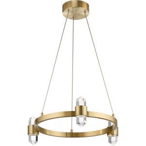 Arabella - 20.5 Inch 21W 6 LED Chandelier