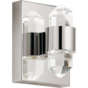 "Arabella - 6"" 1 LED Wall Sconce"