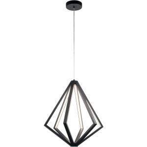 "Everest - 27.25"" 6 LED Chandelier"