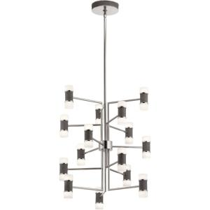 Vey - 31 Inch 15 LED Chandelier