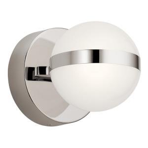 Brettin - 5.25 Inch 12W 1 LED Wall Sconce