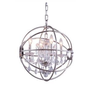 Geneva - Four Light Pendant