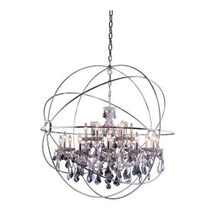 Geneva - Eighteen Light Pendant