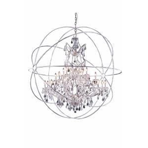 Geneva - Twenty-Five Light Chandelier