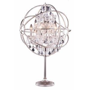 Geneva - Six Light Table Lamp