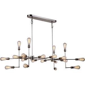 Ophelia - Twenty Light Chandelier