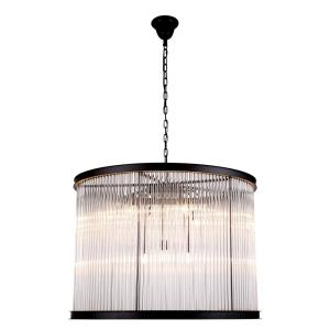"Royale - 35.5"" Nine Light Pendant"