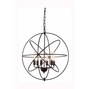 Vienna - Six Light Pendant