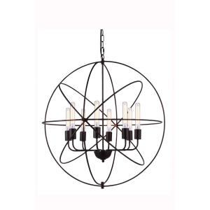 Vienna - Eight Light Pendant