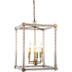Cristal - Six Light Pendant