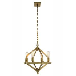 Illumina - Four Light Pendant