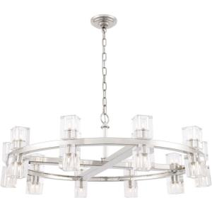 "Chateau - 36"" 20 Light Pendant"