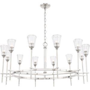 "Soiree - 42"" 12 Light Pendant"