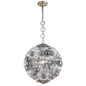 """Bellagio - 18"""" One Light Adjustable Pendant"""