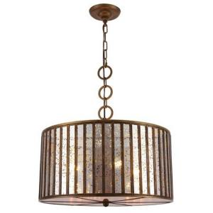 Frisco - Four Light Adjustable Chandelier