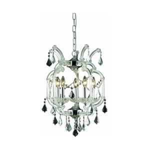 Maria Theresa - Five Light Pendant