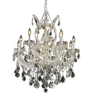 Maria Theresa - Thirteen Light Chandelier