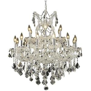 Maria Theresa - 25 Light 2-Tier Chandelier