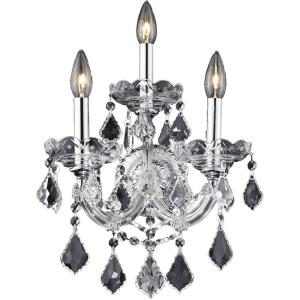 Maria Theresa - Three Light Wall Sconce