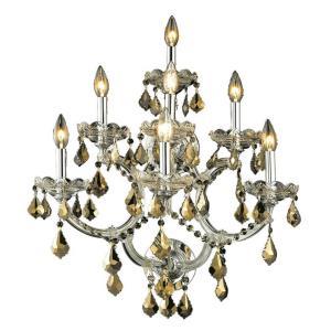 Maria Theresa - Seven Light Wall Sconce