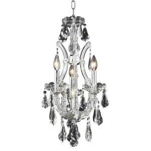 Maria Theresa - Four Light Pendant