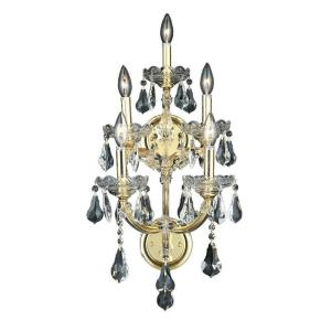 Maria Theresa - Five Light Wall Mount