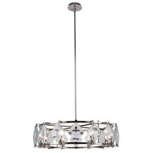 "Endicott - 30.6"" 8 Light Chandelier"