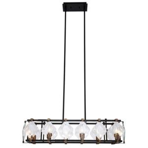 "Endicott - 35"" 8 Light Chandelier"
