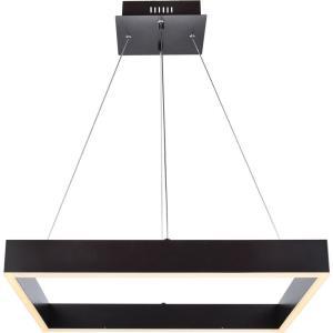 "Devlin - 24.4"" 51.56"" 1 LED Pendant"