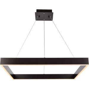 "Devlin - 32.3"" 62.61W 1 LED Pendant"
