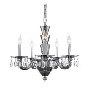 Augusta - Five Light Adjustable Chandelier