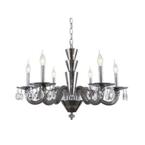 Augusta - Six Light Adjustable Chandelier