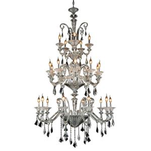 Aurora - Twenty-Five Light Chandelier