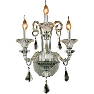 Aurora - Three Light Wall Sconce