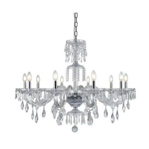 Elliott - Ten Light Chandelier