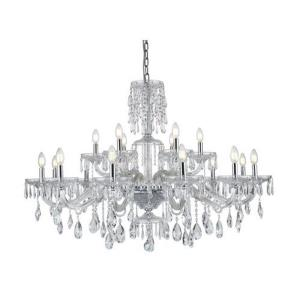 Elliott - Eighteen Light Chandelier