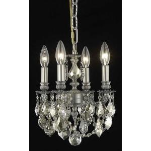 Lillie - Four Light Chandelier