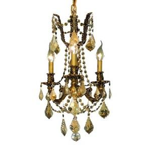 Rosalia - Three Light Chandelier