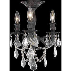 Rosalia - Three Light Flush Mount