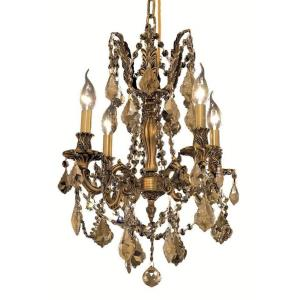Rosalia - Four Light Chandelier