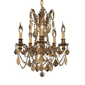 Rosalia - Five Light Chandelier