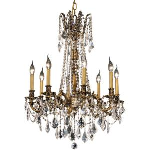 Rosalia - Eight Light Chandelier