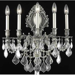 Monarch - Five Ligh Wall Sconce