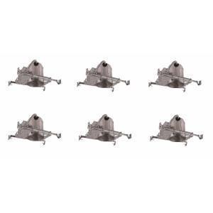 """4"""" 120V T24 Connector LED ICAT New Construction Housing Retrofit Only (Pack of 6)"""