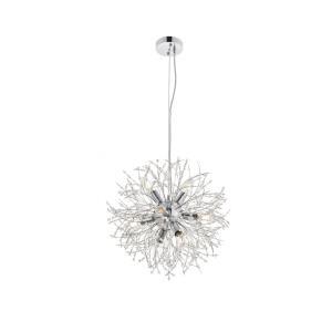 Flores - Eight Light Pendant