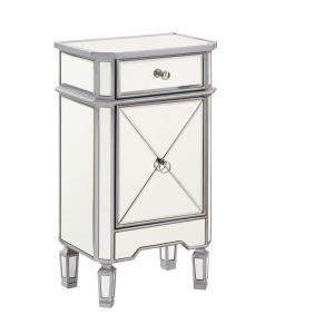 "Contempo - 32"" 1 Drawer 1 Door Cabinet"