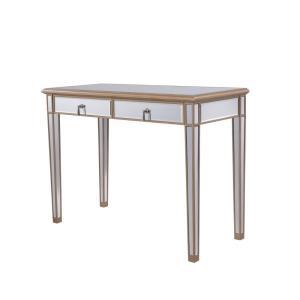 """Contempo - 42"""" 2 Drawer Desk"""